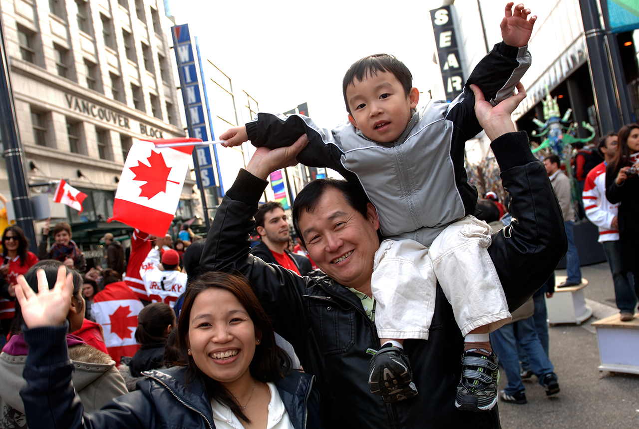 Family Sponsorship To Canada